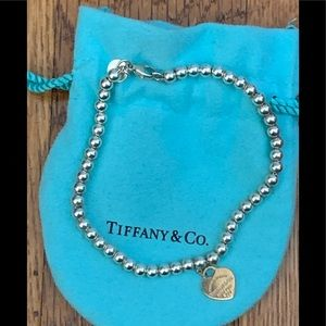 Tiffany & Co. Return to Tiffany Heart Bracelet